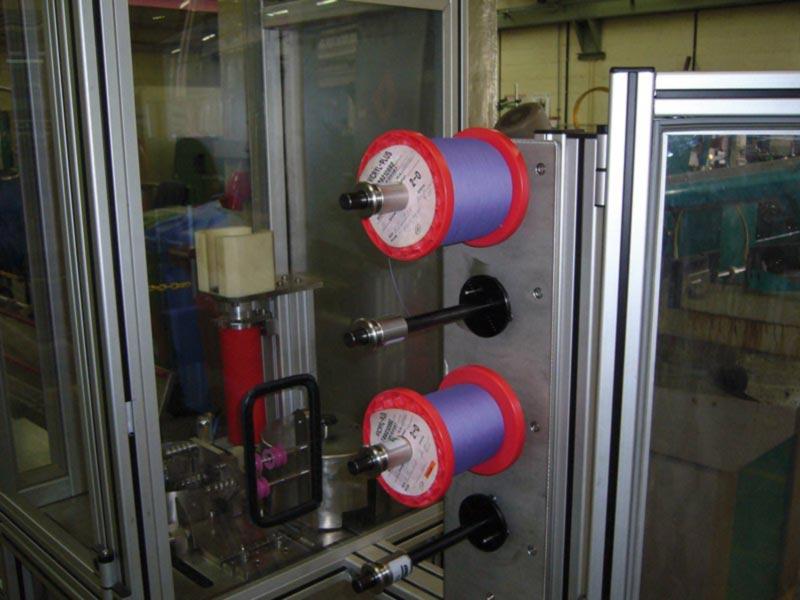 MES comtec ® Technikumsanlage für die Health Care Industrie – Dippstation mit Abwicklung