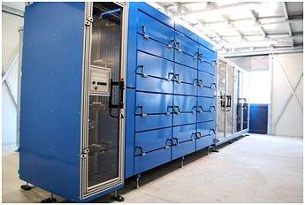 MES comtec® - kompakte Technikumsanlage zur Entwicklung von neuen Fadenprodukten