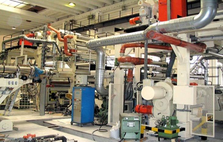 Produktionsverlagerung – Inbetriebnahmevorbereitung