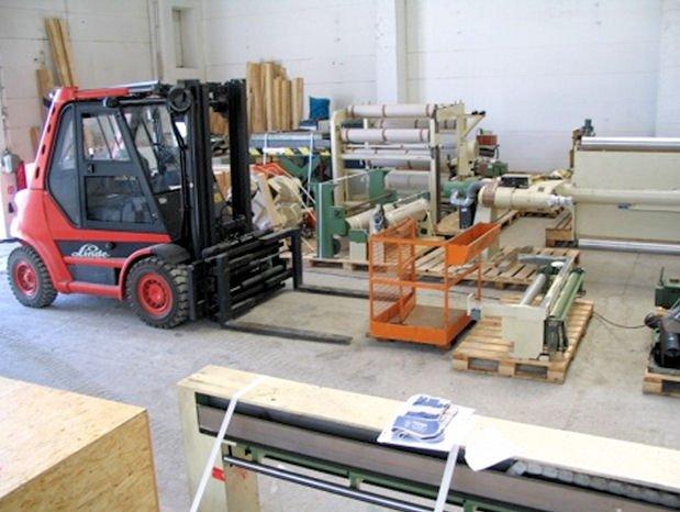 Produktionsverlagerung - Montagevorbereitung