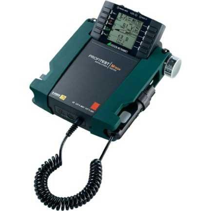 MES etatec® - Prüfung ortsfester elektrischer Anlagen - Messtechnische Prüfung