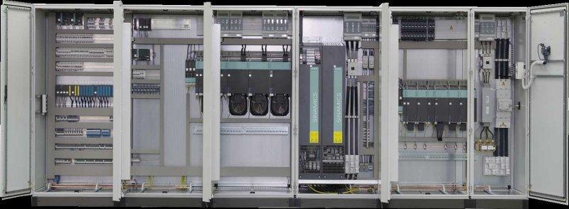 Schaltanlage gefertigt von MES etatec®