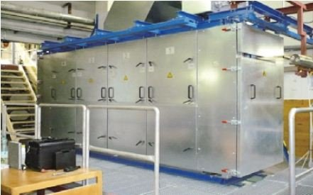 MES systems® Filamentfaden-Trockner