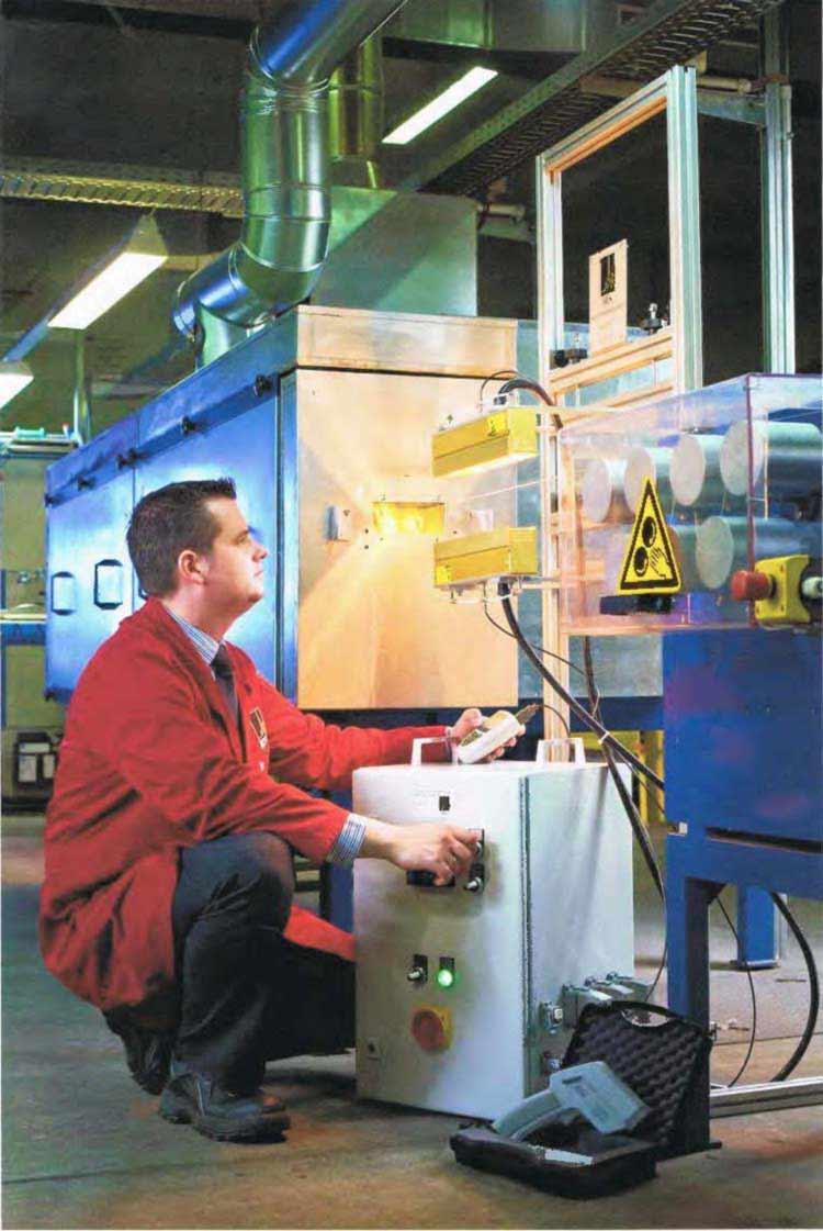 MES thermsol® Leistungssteuergerät 7 kW im Feldversuch