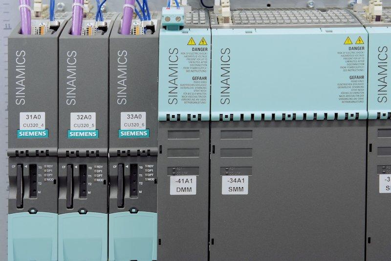Frequenz-Umrichter Sinamics S120