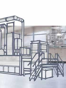 Trocknungssysteme: Projektierung und Fertigung