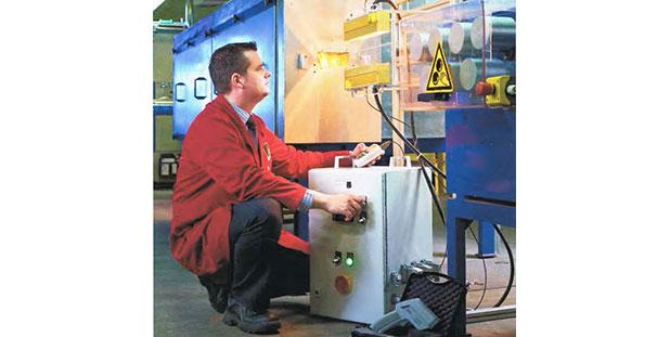 Leistungssteuergerät 7 kW im Feldversuch