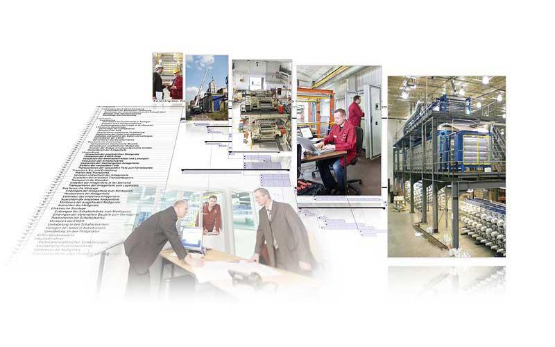 Fabrikplanung mit Full Service