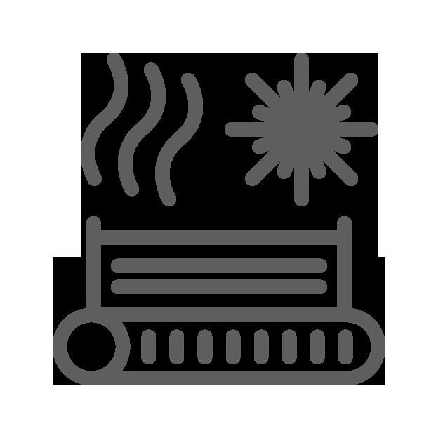 Infrarot-Röhrenstrahler