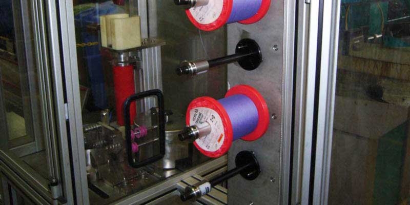 Technikumsanlage - Dippstation mit Abwicklung