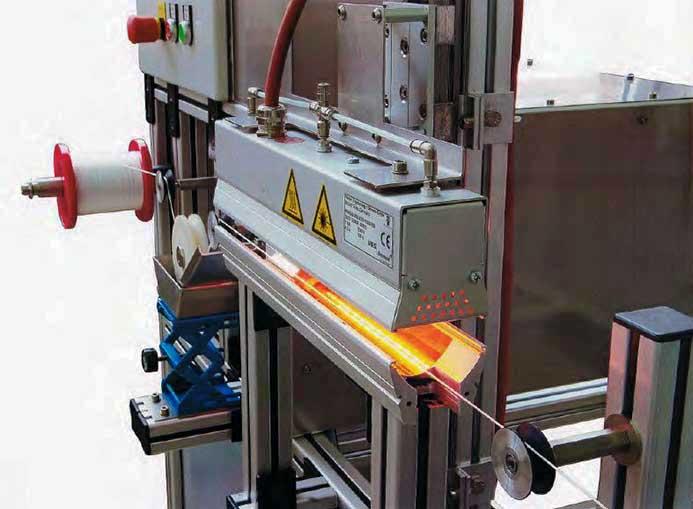 Labormodul mit MES tubeIR Röhrentrockner