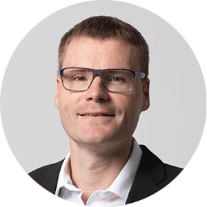 Carsten Geigengack, Head of Automatization/Digitalization